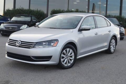 2013 Volkswagen Passat for sale at Next Ride Motors in Nashville TN