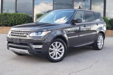 2015 Land Rover Range Rover Sport for sale at Next Ride Motors in Nashville TN
