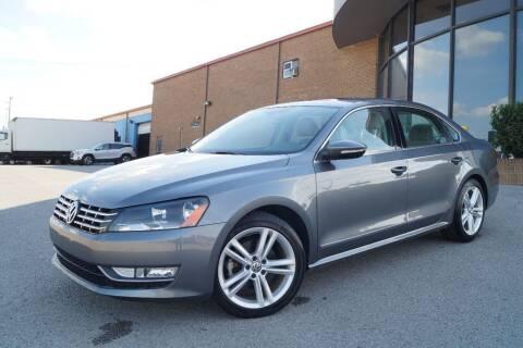 2012 Volkswagen Passat for sale at Next Ride Motors in Nashville TN