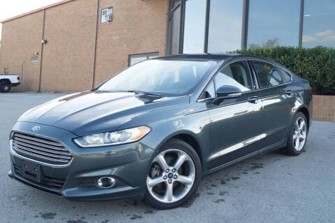 2015 Ford Fusion for sale at Next Ride Motors in Nashville TN