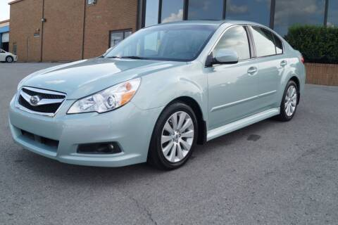 2012 Subaru Legacy for sale at Next Ride Motors in Nashville TN