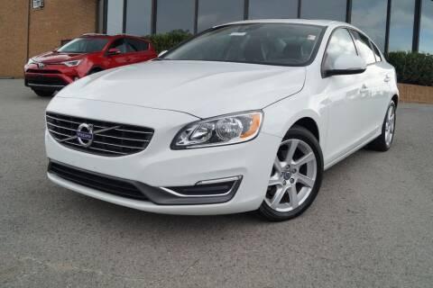 2015 Volvo S60 for sale at Next Ride Motors in Nashville TN