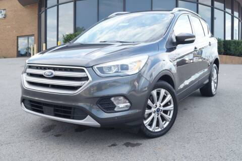 2017 Ford Escape for sale at Next Ride Motors in Nashville TN
