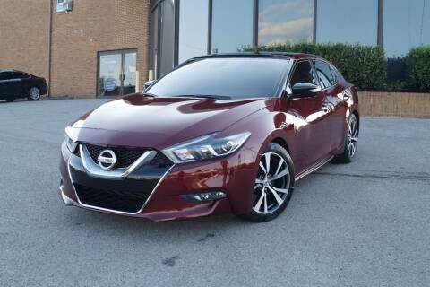2017 Nissan Maxima for sale at Next Ride Motors in Nashville TN