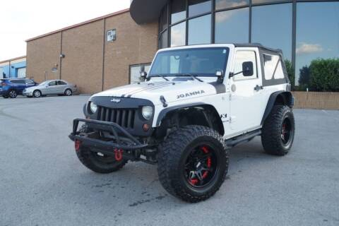 2009 Jeep Wrangler for sale at Next Ride Motors in Nashville TN