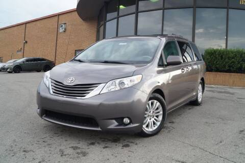 2014 Toyota Sienna for sale at Next Ride Motors in Nashville TN