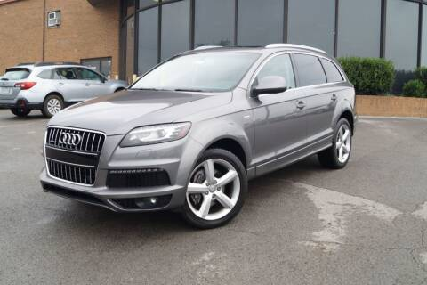 2012 Audi Q7 for sale at Next Ride Motors in Nashville TN