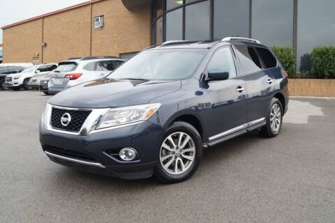 2016 Nissan Pathfinder for sale at Next Ride Motors in Nashville TN