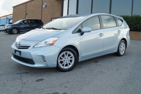 2014 Toyota Prius v for sale at Next Ride Motors in Nashville TN