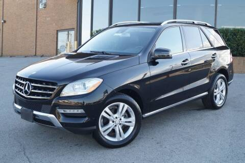 2013 Mercedes-Benz M-Class for sale at Next Ride Motors in Nashville TN