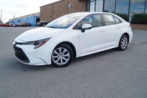 2020 Toyota Corolla for sale at Next Ride Motors in Nashville TN