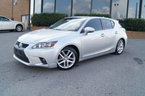 2014 Lexus CT 200h for sale at Next Ride Motors in Nashville TN