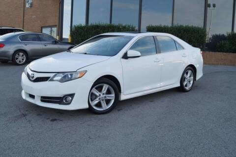 2013 Toyota Camry for sale at Next Ride Motors in Nashville TN