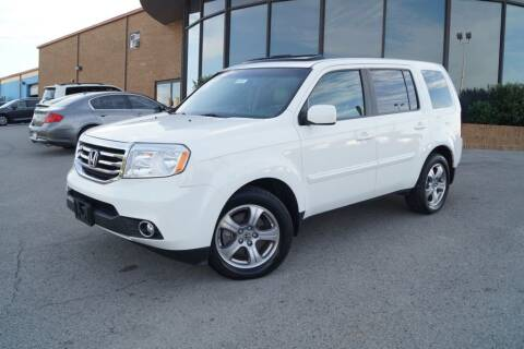 2014 Honda Pilot for sale at Next Ride Motors in Nashville TN