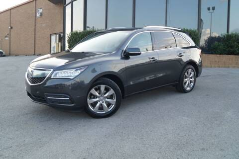 2014 Acura MDX for sale at Next Ride Motors in Nashville TN