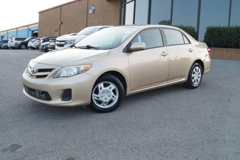 2011 Toyota Corolla for sale at Next Ride Motors in Nashville TN