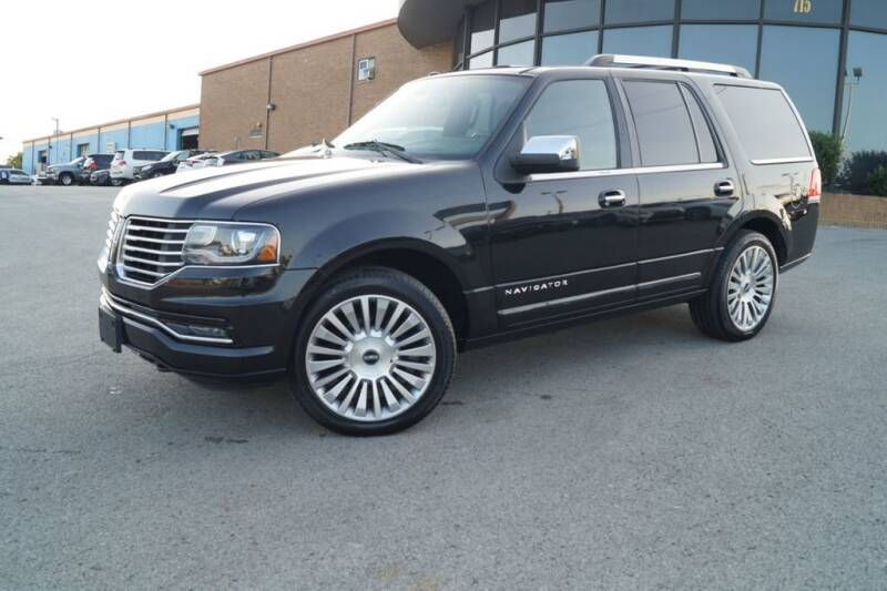 2015 Lincoln Navigator for sale at Next Ride Motors in Nashville TN