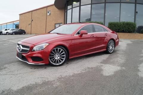 2015 Mercedes-Benz CLS for sale at Next Ride Motors in Nashville TN