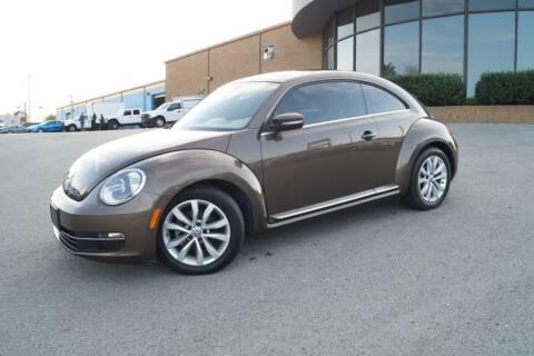 2014 Volkswagen Beetle for sale at Next Ride Motors in Nashville TN