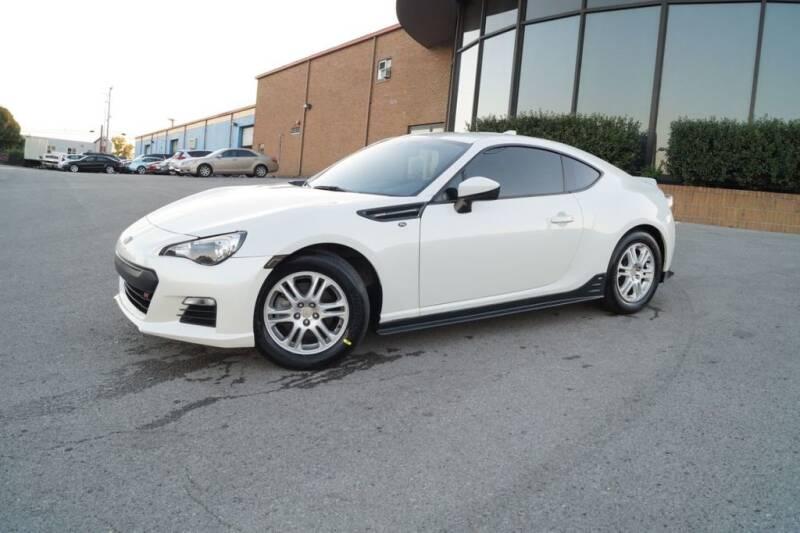 2015 Subaru BRZ for sale at Next Ride Motors in Nashville TN