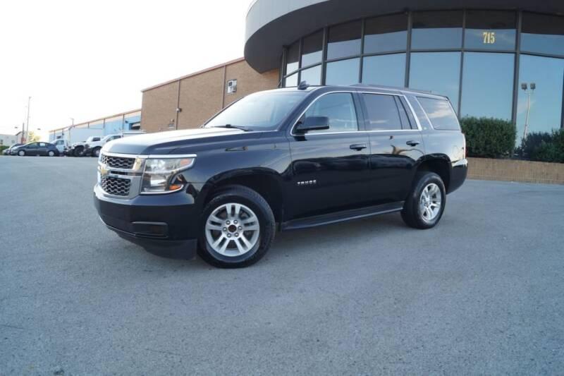 2016 Chevrolet Tahoe for sale at Next Ride Motors in Nashville TN