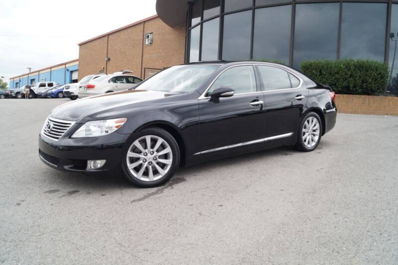 2012 Lexus LS 460 for sale at Next Ride Motors in Nashville TN