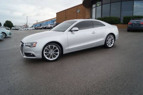 2014 Audi A5 for sale at Next Ride Motors in Nashville TN