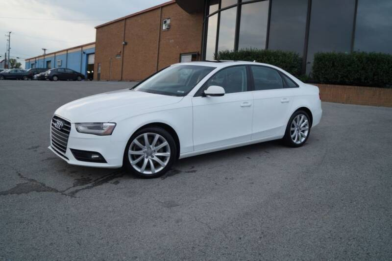 2013 Audi A4 for sale at Next Ride Motors in Nashville TN