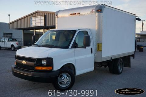 2012 Chevrolet Express Cutaway for sale in Nashville, TN