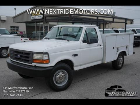1996 Ford F-250 for sale in Nashville, TN