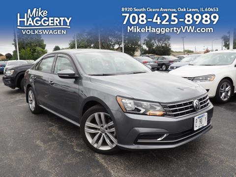 2019 Volkswagen Passat for sale in Oak Lawn, IL