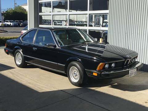 1982 BMW 6 Series For Sale - Carsforsale.com®
