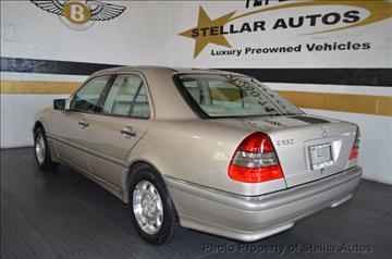 1999 Mercedes-Benz C-Class