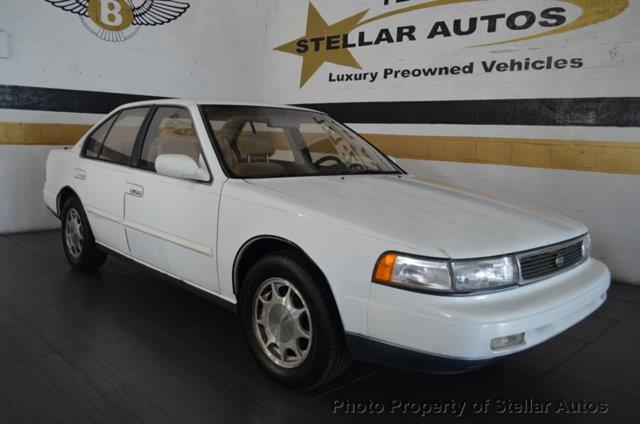 1992 Nissan Maxima GXE 4dr Sedan - Pompano Beach FL