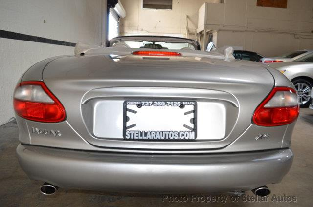 1999 Jaguar XK-Series XK8 2dr Convertible - Pompano Beach FL