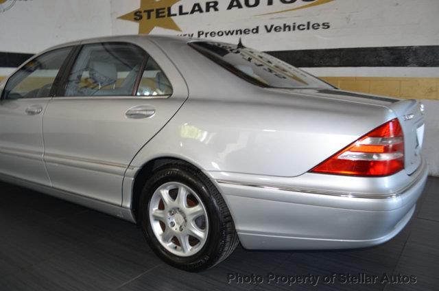 2001 Mercedes-Benz S-Class S 500 4dr Sedan - Pompano Beach FL