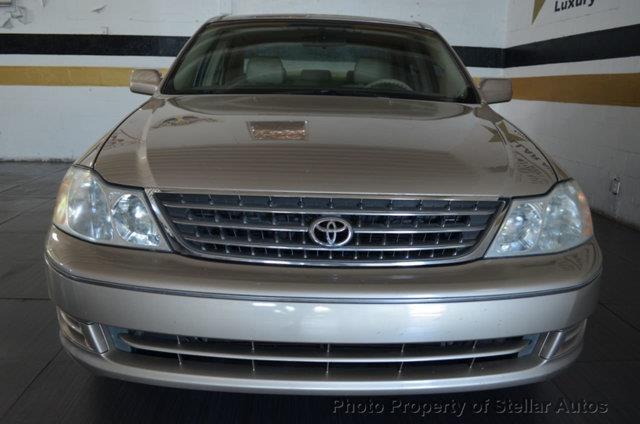 2003 Toyota Avalon 4dr Sedan XL w/Bucket Seats - Pompano Beach FL