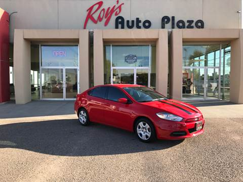 2016 Dodge Dart for sale in Amarillo, TX
