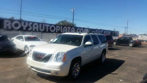 2011 GMC Yukon XL for sale in Amarillo, TX