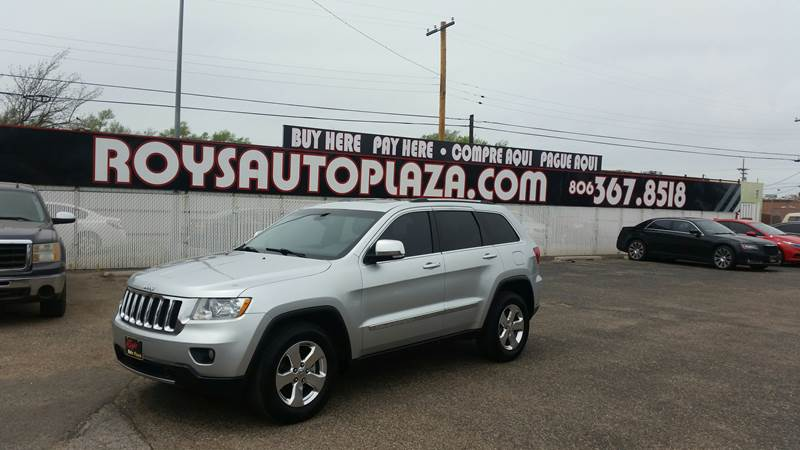 Used 2012 Jeep Grand Cherokee For Sale In Amarillo Tx