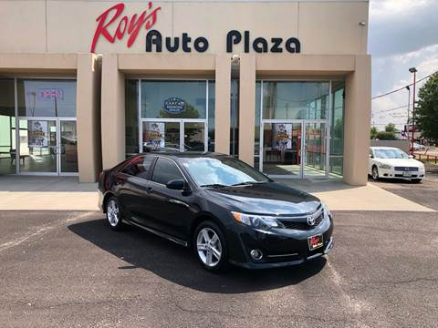 2013 Toyota Camry for sale at Roy's Auto Plaza in Amarillo TX