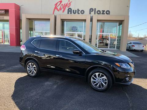 2015 Nissan Rogue for sale at Roy's Auto Plaza in Amarillo TX
