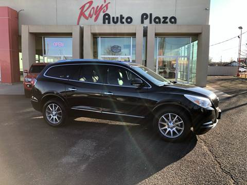 2015 Buick Enclave for sale at Roy's Auto Plaza in Amarillo TX