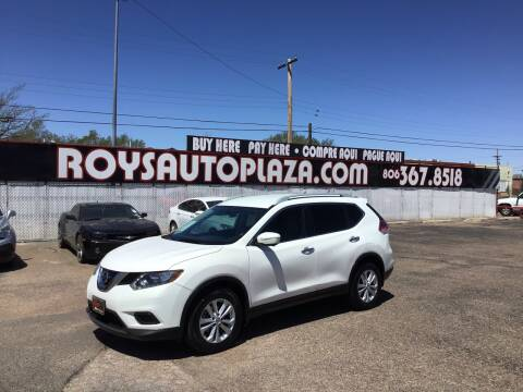 2014 Nissan Rogue for sale at Roy's Auto Plaza 2 in Amarillo TX