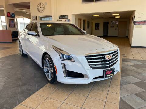 2017 Cadillac CTS for sale at Roy's Auto Plaza in Amarillo TX