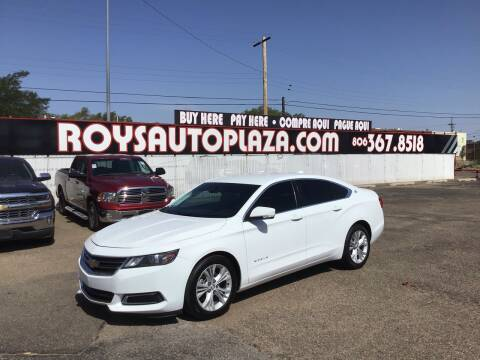 2014 Chevrolet Impala for sale at Roy's Auto Plaza 2 in Amarillo TX