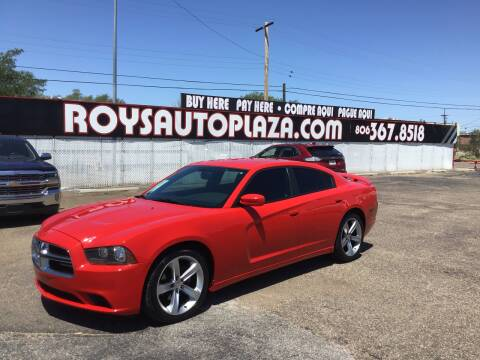 2014 Dodge Charger for sale at Roy's Auto Plaza 2 in Amarillo TX