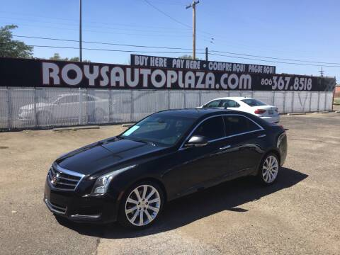 2014 Cadillac ATS for sale at Roy's Auto Plaza 2 in Amarillo TX
