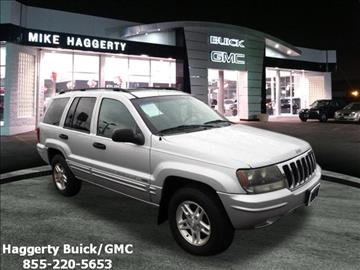 2002 Jeep Grand Cherokee for sale in Oak Lawn, IL
