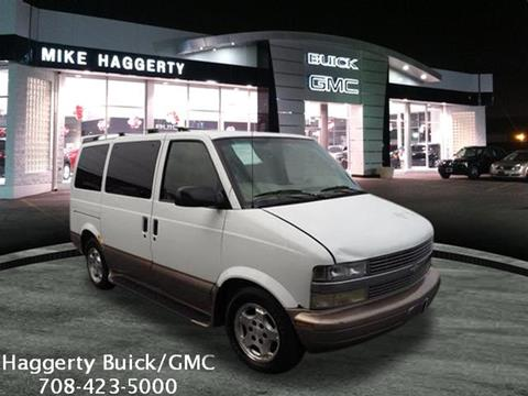 2004 Chevrolet Astro for sale in Oak Lawn IL